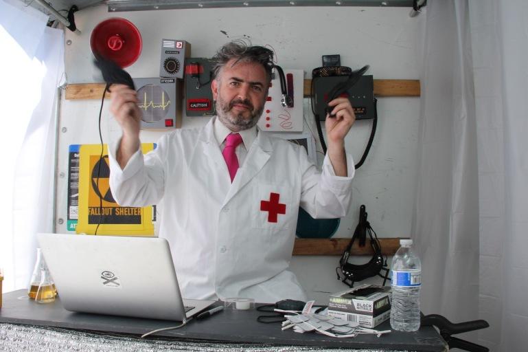 Outerbody Brain Virus Scanning Center