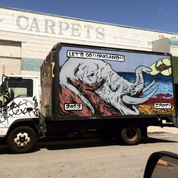 Cool Box Truck